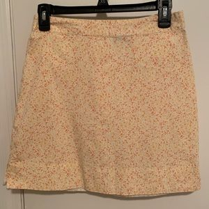 Floral skirt, American eagle, size 2